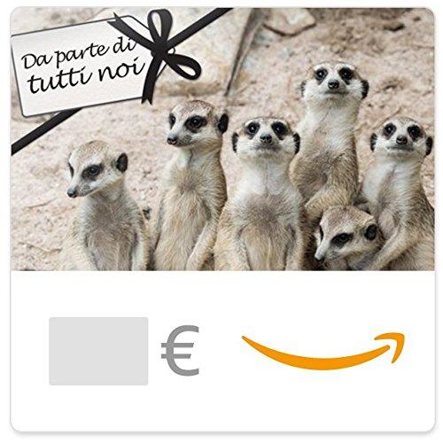 Buono Regalo Amazon.it - Digitale - Da parte di tutti noi
