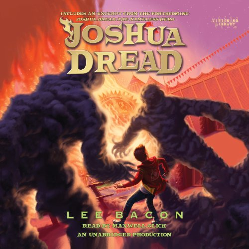 Joshua Dread audiobook cover art