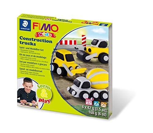 Graine Créative Caja de FIMO - camión y Patio