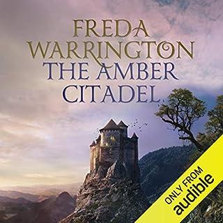 The Amber Citadel cover art