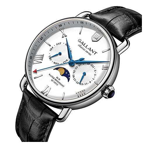 Mens Wrist Watch, Quartz Watches Men's Wristwatch...