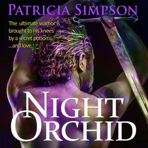 The Night Orchid audiobook cover art