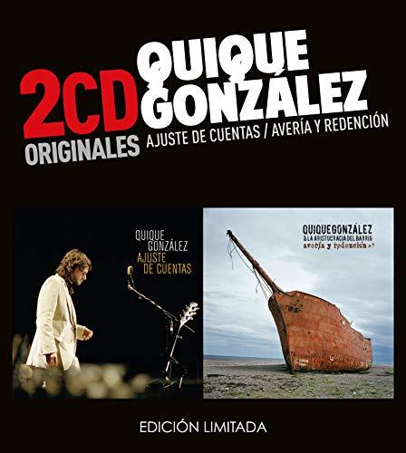 Quique Gonzalez -Ajuste De Cuentas / Avería Y Redención (2