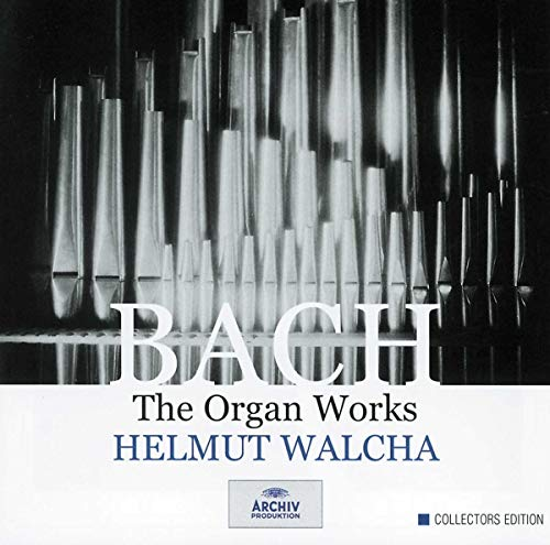 Bach, J.S.: Organ Works (12 CDs)