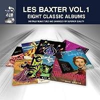 8 Classic Albums vol.1 - Les Baxter by Les Baxter (2011-05-30)