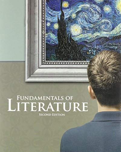 Price comparison product image Fundamentals of Literature Student Text,  Second Edition