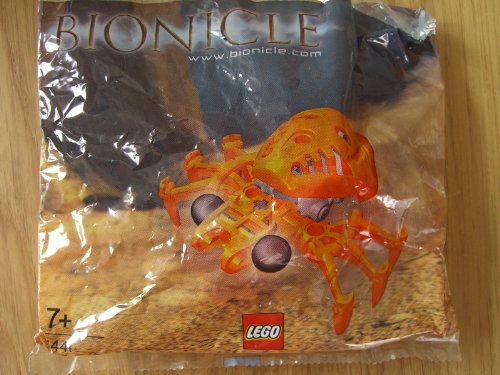 Lego Bionicle Mini Set #1441 Fikou (Bagged) by LEGO