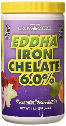 Grow More GL556546 6546 EDDHA Iron Chelate, 1-Pound, Purple