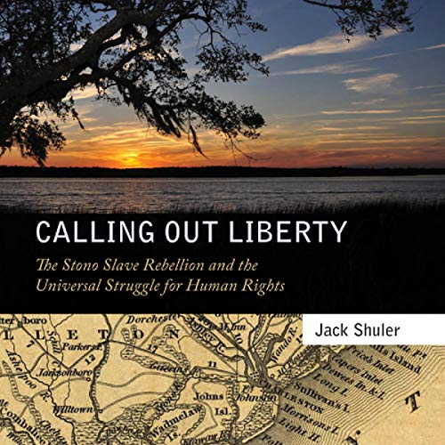 Calling Out Liberty audiobook cover art