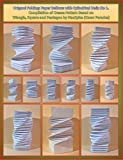 Origami Folding: Paper Bellows with Cylindrical Helix No 1.: Compilation of Crease Pattern Based on Triangle, Square and Pentagon by NeoSpica (Oscar Paredes) (English Edition)