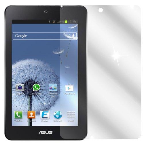 dipos I 2x Schutzfolie klar kompatibel mit Asus MeMo Pad HD 7 Folie Bildschirmschutzfolie