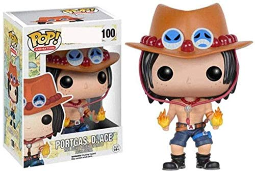 MEIQI Pop! One Piece - Portgas D. Ace of Gifts Anime