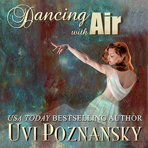 Dancing with Air audiobook cover art