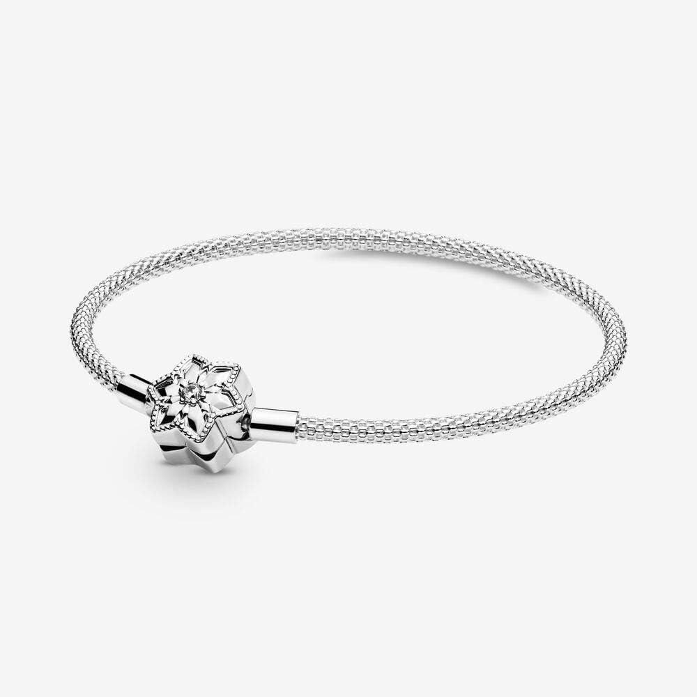 Pandora braccialetto tennis da donna in argento stearling 925 598616C01-17