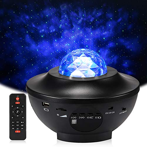 Star Projector Night Light, Delicacy Sky Laser...