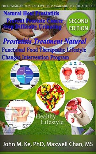 chronic prostatitis treatment natural