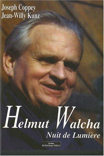 Helmut Walcha Nuit de lumière