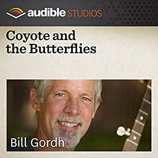 Coyote and the Butterflies cover art