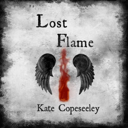 Lost Flame audiobook cover art