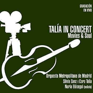 Talía In Concert (Movies & Soul) (En Directo)