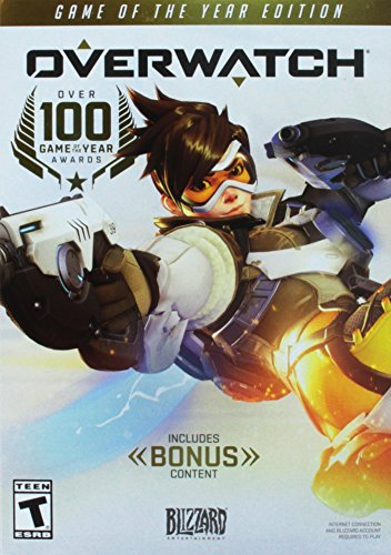 6 - Overwatch - Game of the Year Edition - PC