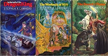 In the Hall of the Dragon King/The Warlords of Nin/The Sword and the Flame (The Dragon King Trilogy 1-3)