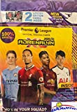 2020/21 Panini Adrenalyn XL English Premier League Soccer HUGE Factory Sealed STARTER Kit with Collectors Album, Game Board, Guide, Checklist, 24 Cards & (2) EXCLUSIVE Limited Edition Cards! WOWZZER!