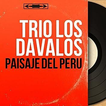 Paisaje del Peru (Mono Version)
