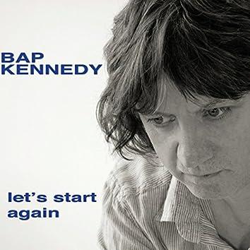 Let's Start Again (Bonus Track Version)