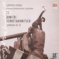 Symphony 10 by DIMITRI SHOSTAKOVICH (2007-06-05)
