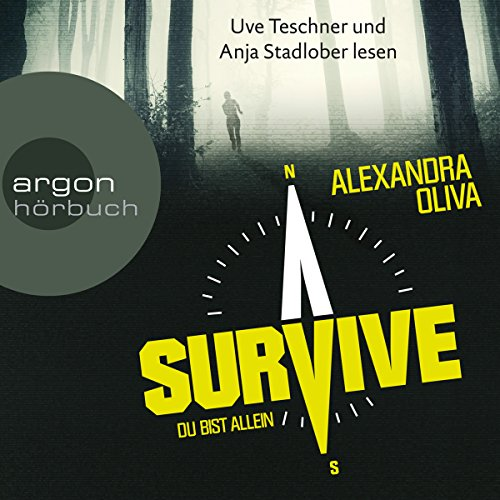 Survive: Du bist allein audiobook cover art