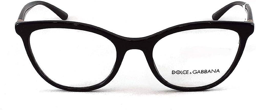 dolce & gabbana occhiali da vista double line dg-3324 501
