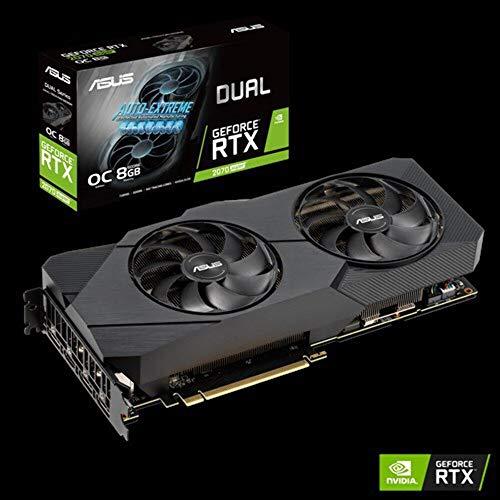 ASUS GeForce RTX 2070 Super Overclocked 8G EVO...