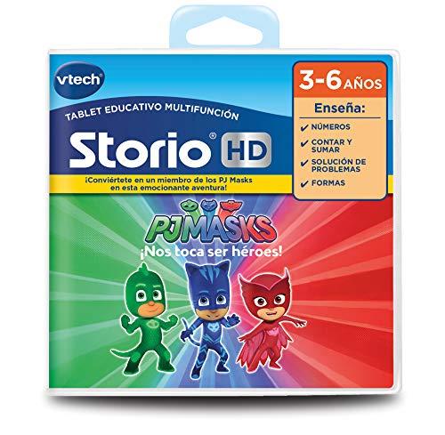 VTech- Cartucho para Storio, PJ Mask (3480-271122) , color/modelo surtido
