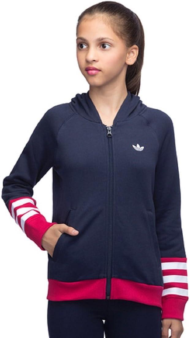 adidas Girls Fleece Hoodie #S96071