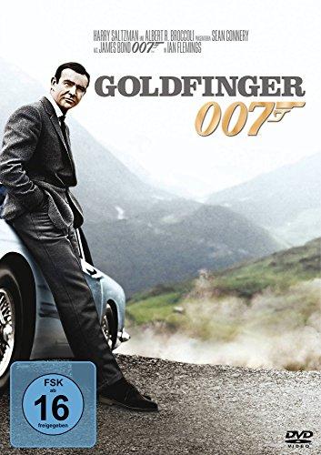 James Bond 007 - Goldfinger