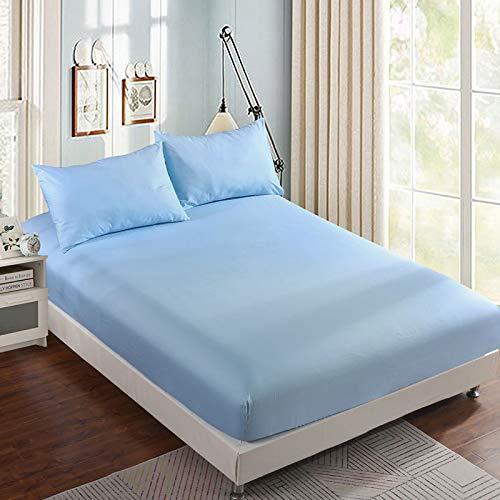 BOLO Sábanas fáciles de limpiar, sábanas planas, 200 x 220 cm+28 cm