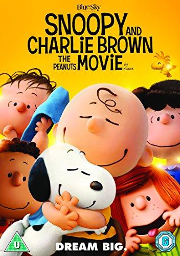 Snoopy Charlie Brown Peanuts Movie DVD [UK Import]