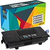Do it Wiser Compatible Toner Cartridge Replacement for TK-3162 TK3162 Kyocera Ecosys P3055dn P3045dn P3050dn P3060dn   1T02T90US0 (12,500 Pages)
