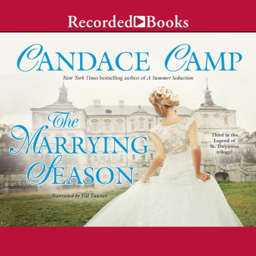 The Marrying Season audiobook cover art