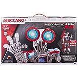Erector by Meccano Meccanoid XL 2.0 Robot-Building Kit, STEM...