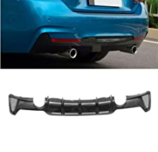 bmw 2 series rear diffuser