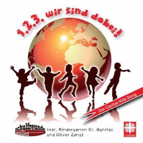Schulfreunde Müller feat. Kindergarten Sankt Bonifaz & Oliver Zangl