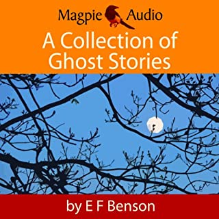 A Collection of Ghost Stories audiobook cover art