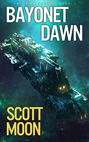 Ebook Bayonet Dawn by Scott Moon