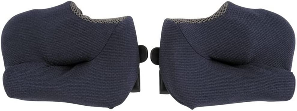 Arai DT-X Replacement Max 56% OFF Parts Cheek Pads Max 56% OFF Helmet Street Motorcycle