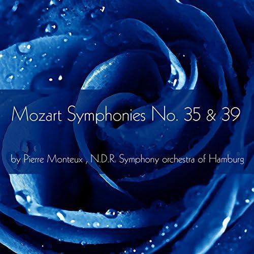 Sinfonieorchester des Norddeutschen Rundfunks & Pierre Monteux