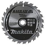 Makita B-08682 - Disco para madera 255 mm - corte preciso Makita
