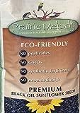 Prairie Melody(TM) Premium Black Oil Sunflower Bird Seed, Pesticide Free, 12-Pound Bag