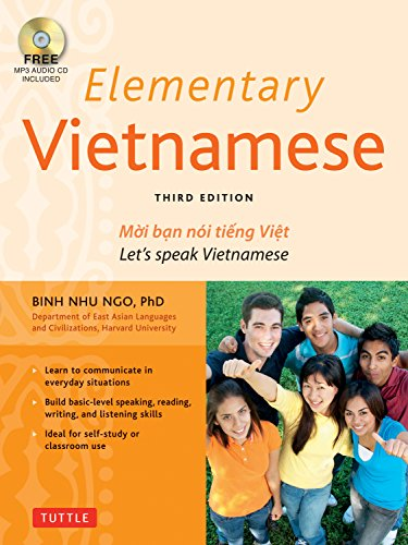 Compare Textbook Prices for Elementary Vietnamese: Moi ban noi tieng Viet. Let's Speak Vietnamese. MP3 Audio CD Included Illustrated Edition ISBN 9780804845328 by Ngo Ph.D., Binh Nhu